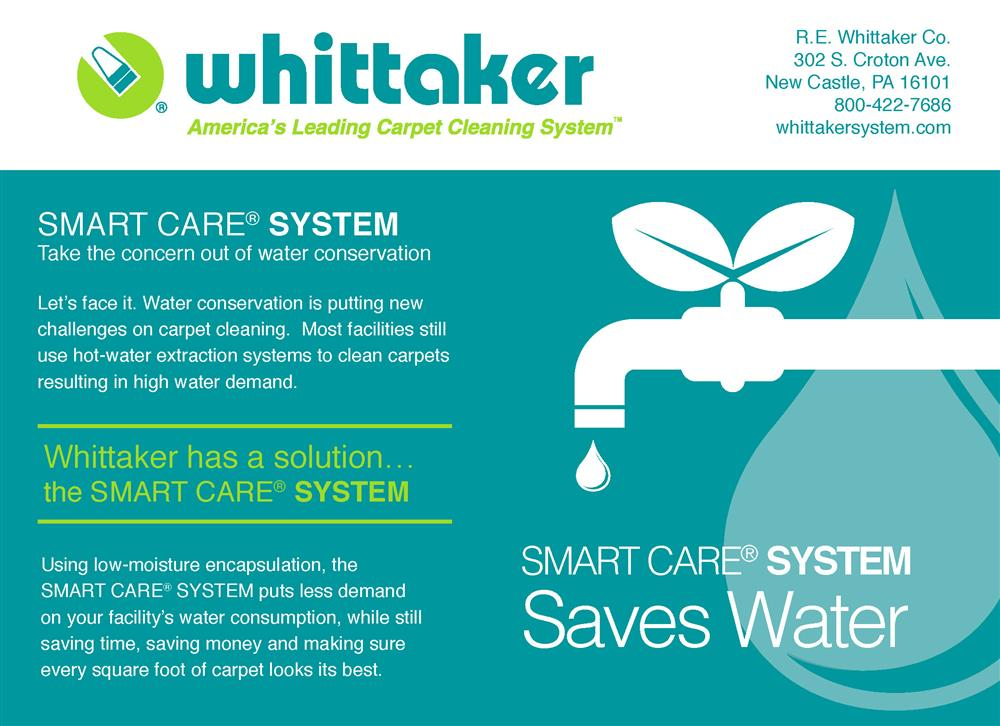 whittaker water conservation