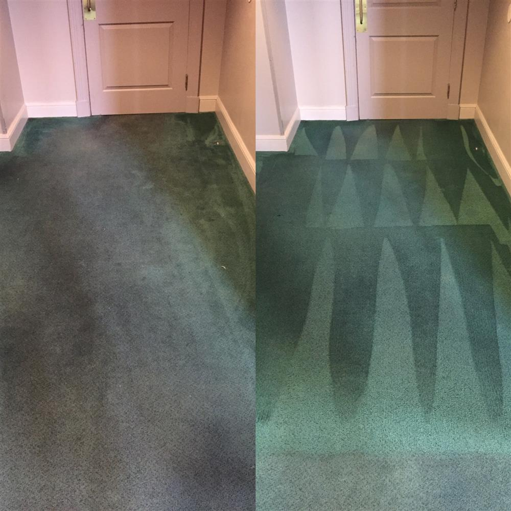 whittaker carpet cleaning before and after