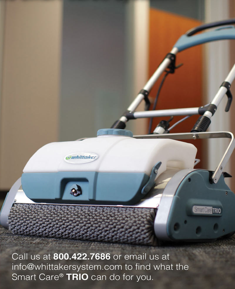 smart care trio whittaker system