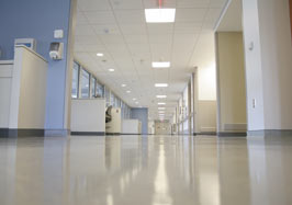 Carpet Cleaning In Hospitals Healthcare Facilities