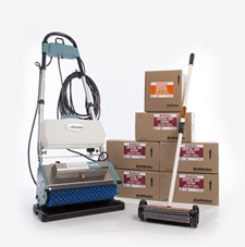 About Smart Care 174 Low Moisture Cleaning Systems Whittaker