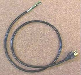 Picture of POWER CORD 4 FT 16AWG/3