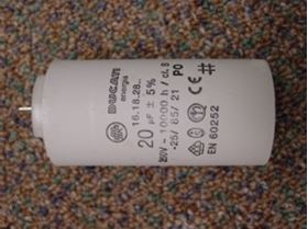 Picture of CAPACITOR 20UF