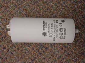 Picture of CAPACITOR 40UF