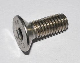 Picture of HEX SOC CSK HD SCREW-SS304-M6X16