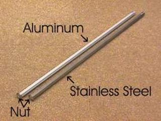 Picture of AXLE 20-INCH STAINLESS