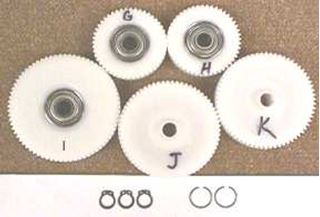 Picture of GEAR J 66R