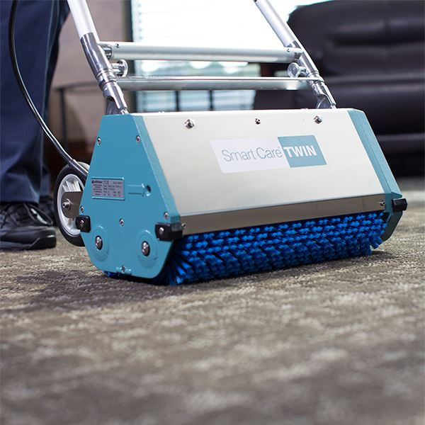 "Smart Care® TWIN Standard 15"" Carpet Cleaner. Whittaker System"