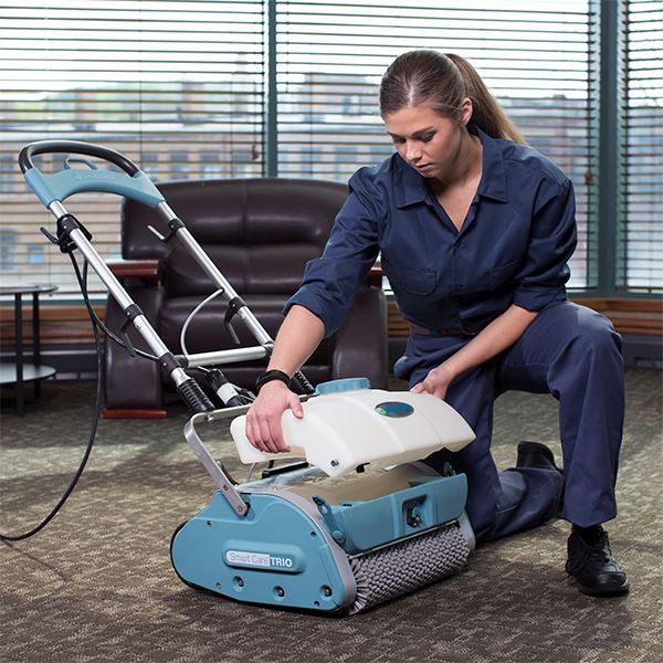 Smart Care 174 Trio 20 Quot Carpet Cleaning Machine Whittaker System