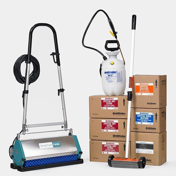Smart Care 174 Twin Standard 20 Quot Carpet Cleaner Whittaker System