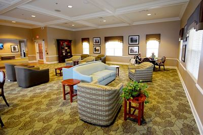O'Neill Healthcare Creates Welcoming Long-Term Care Facilities with Whittaker's  Carpet Cleaning Systems