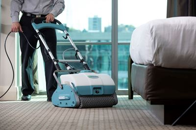 J+J Flooring Group Enhances Customer Satisfaction and Cost Savings with Whittaker Carpet Care Machines and Chemistry