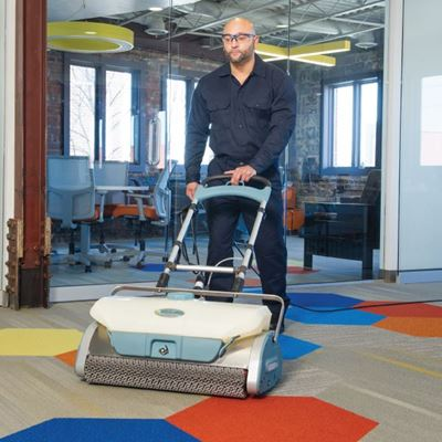 Boston Building Maintenance Upgrades Approach to Carpet Care with Whittaker's Help