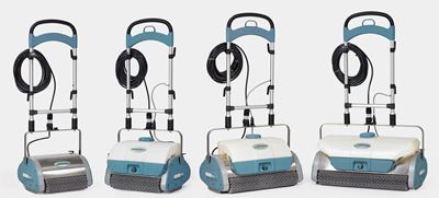 Types of Carpet Cleaning Machines: Choosing the Right TRIO Size for Your Space